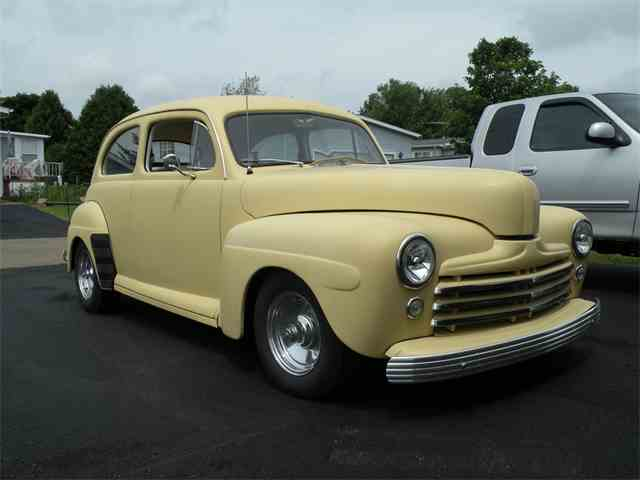 1948 Ford Tudor | 803357