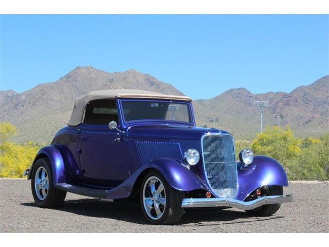 1933 Ford Cabriolet | 800336
