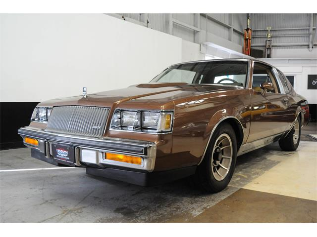 1987 Buick Regal | 803382