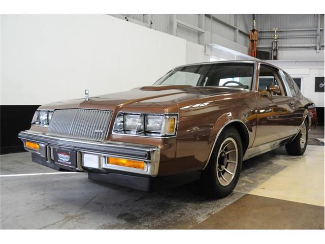 1987 Buick Regal | 803382