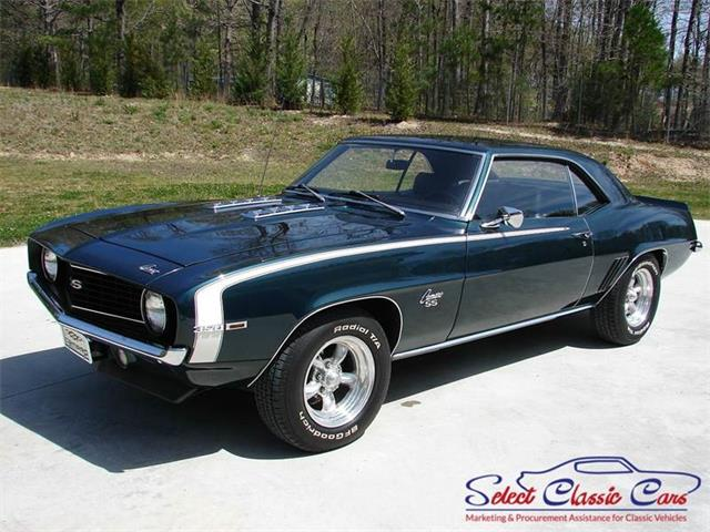 1969 Chevrolet Camaro | 803403