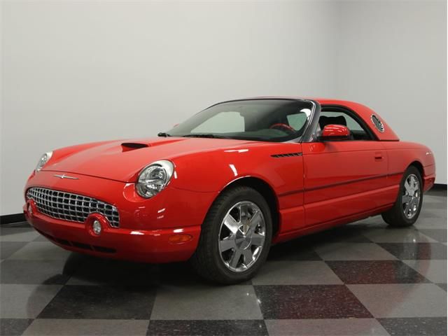 2002 Ford Thunderbird | 800350