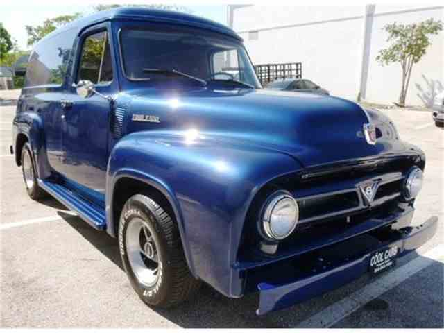 1953 Ford Panel Truck | 800355