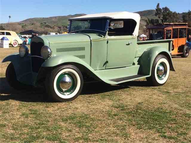 1931 Ford Pickup | 800357