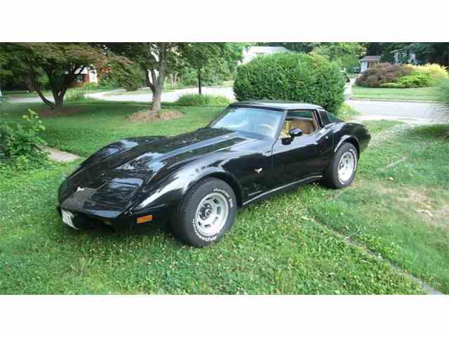 1979 Chevrolet Corvette L82 | 800372