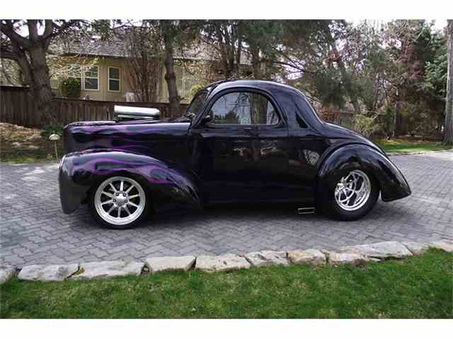 1941 Willys 3-Window Coupe | 800375