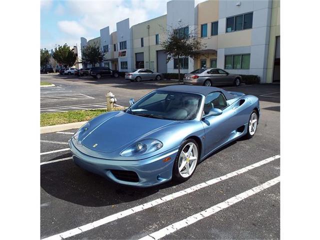 2001 Ferrari 360 | 800386