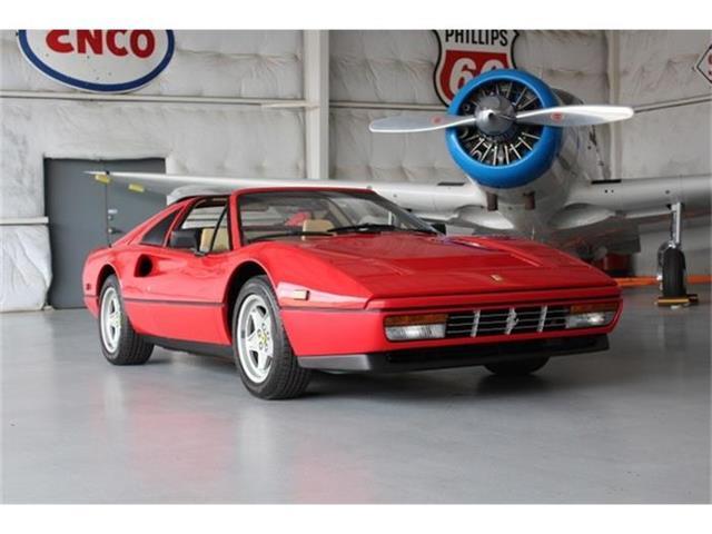 1987 Ferrari 328 GTS   803867