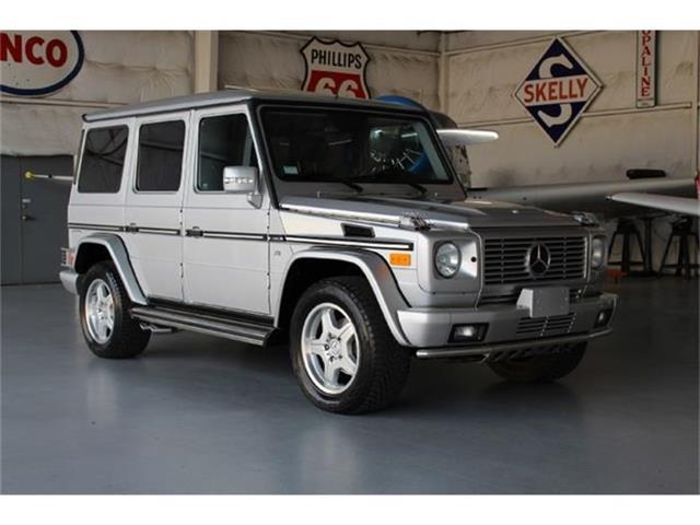 2003 Mercedes-Benz G500 | 803883