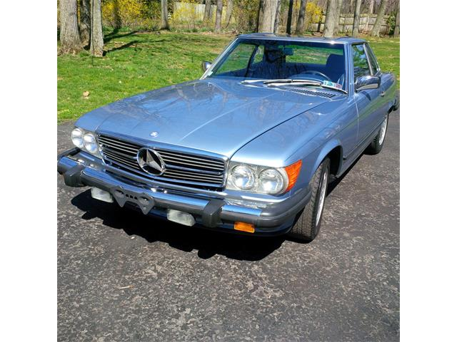 1989 Mercedes-Benz 560SL | 803893