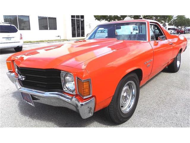 1972 Chevrolet El Camino | 803894