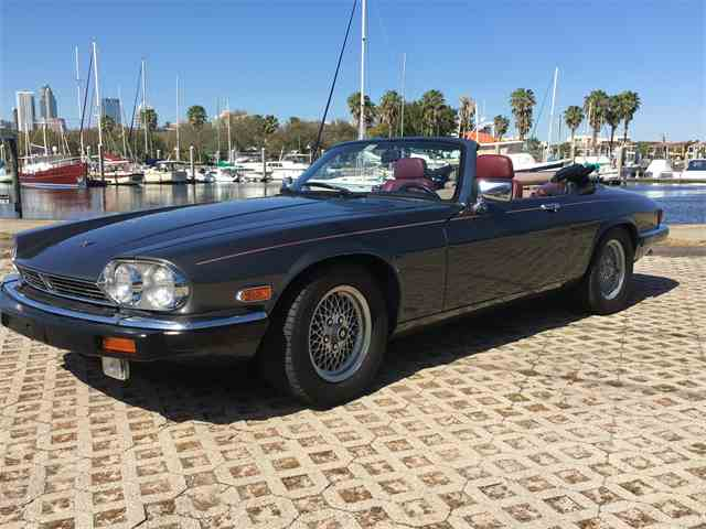 1989 Jaguar XJS | 803895
