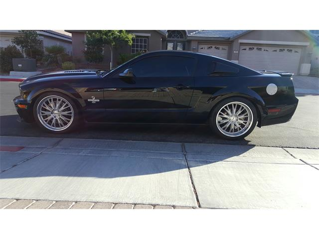 2009 Ford Mustang Shelby | 803896