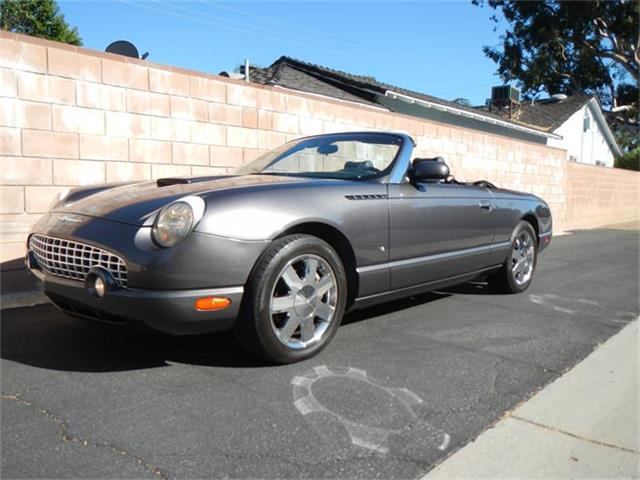 2003 Ford Thunderbird | 803905