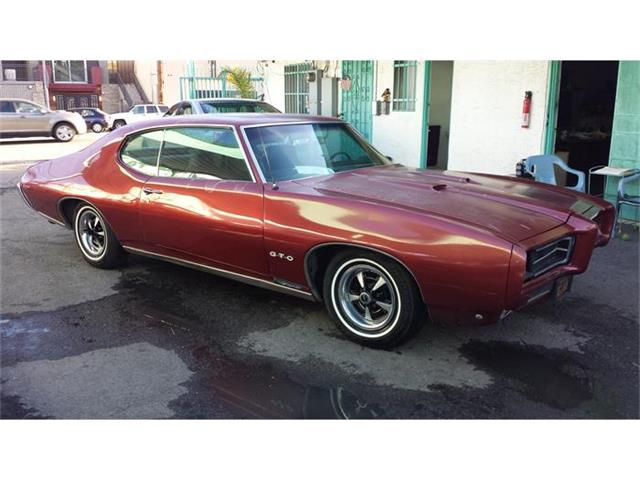 1969 Pontiac GTO | 803918