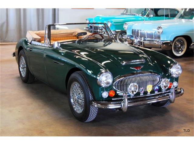 1966 Austin-Healey 3000 | 803937