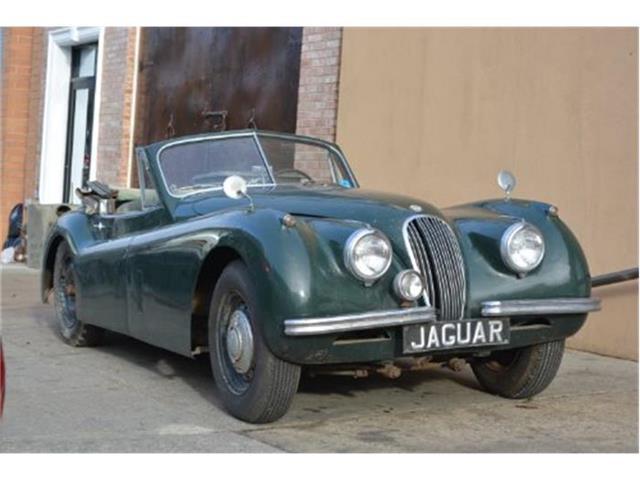 1953 Jaguar XK120DHC | 803975