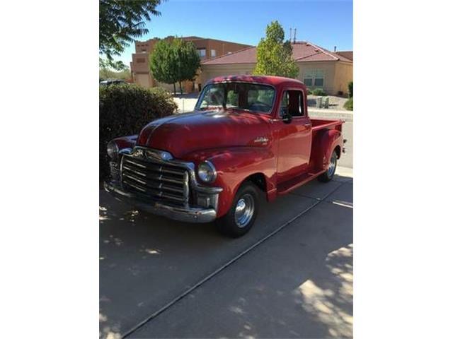 1954 GMC 100 | 804000