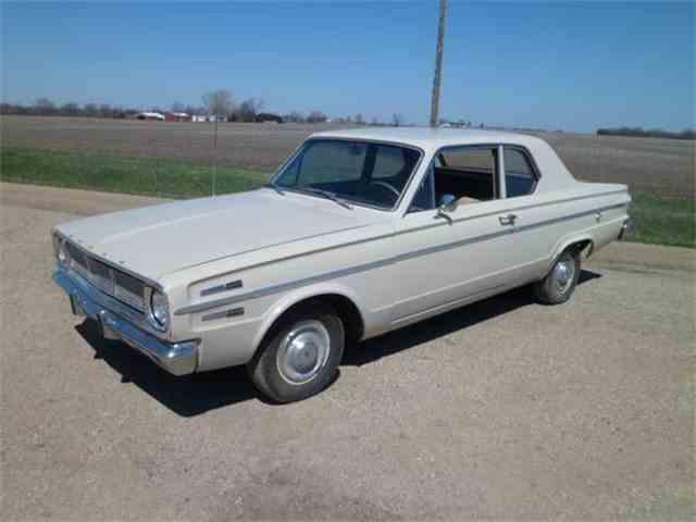 1966 Dodge Dart | 804001