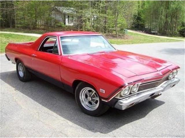 1968 Chevrolet El Camino | 804008