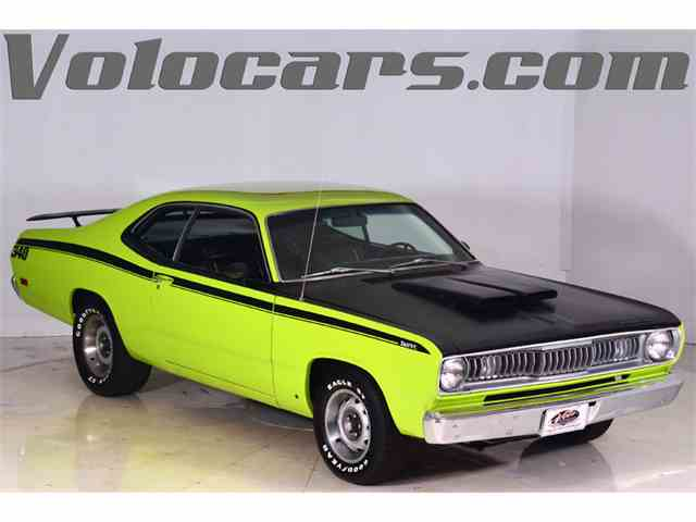 1970 Plymouth Duster | 804021