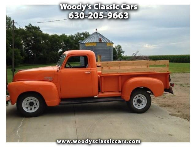 1950 Chevrolet 3600 | 804028