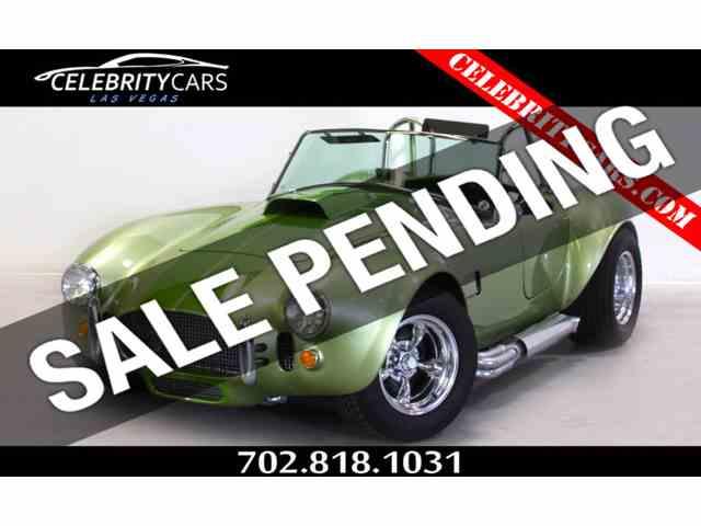 2015 Shelby Cobra   804036