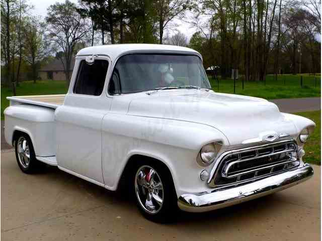Picture of '57 Chevrolet Pickup - $59,500.00 - H8EG