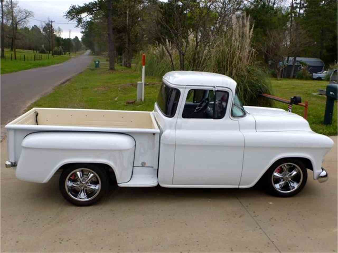 Large Picture of '57 Pickup - H8EG