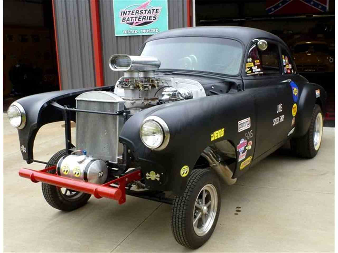 Large Picture of '49 STYLELINE DELUXE GASSER - H8EI