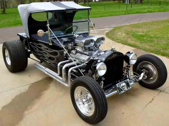 1925 FORD T BUCKET CUSTOM | 804044