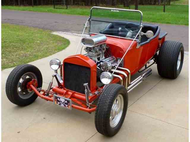1923 FORD T BUCKET CUSTOM | 804051