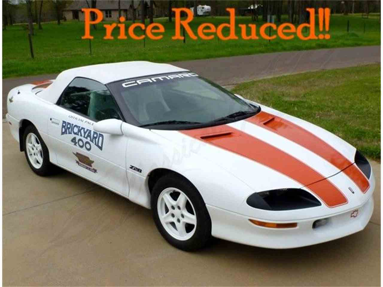 1997 Chevrolet Camaro Z28 for Sale - CC-804052