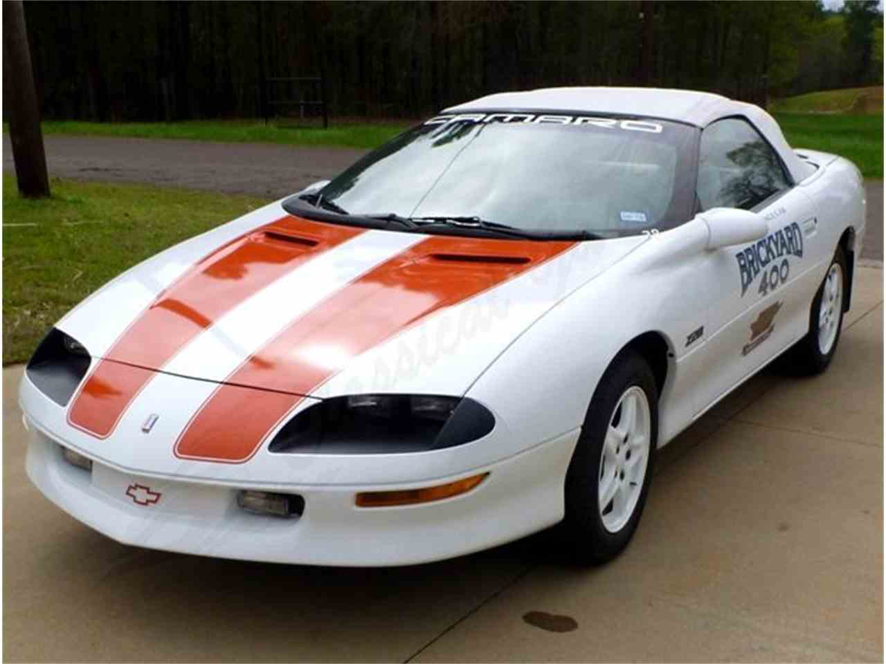 1997 chevrolet camaro z28 for sale cc 804052. Black Bedroom Furniture Sets. Home Design Ideas