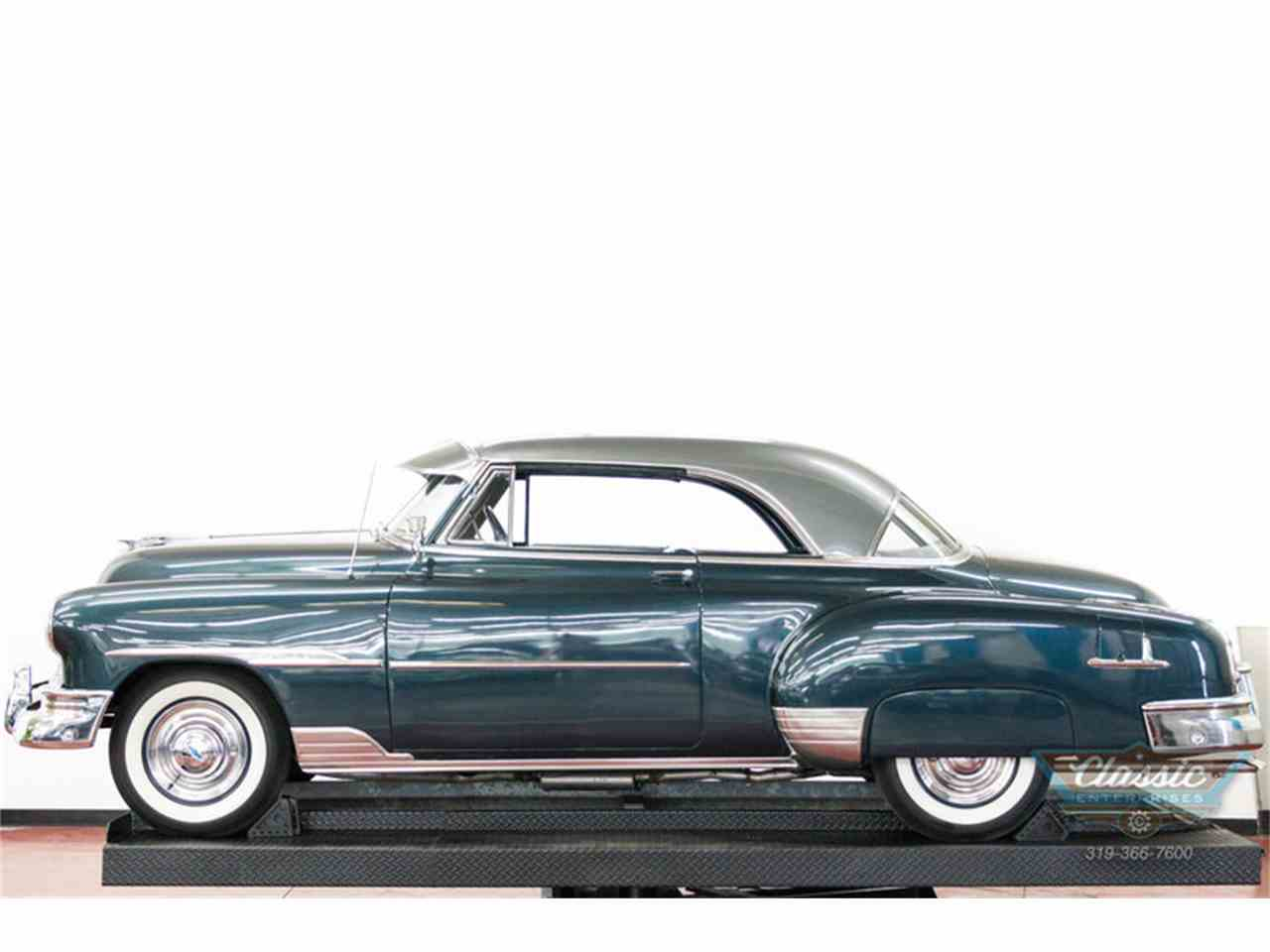 Large Picture of Classic 1951 Bel Air located in Iowa - $22,950.00 Offered by Classic Enterprises - H8EY