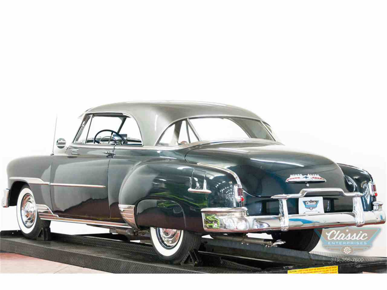 Large Picture of 1951 Chevrolet Bel Air located in Cedar Rapids Iowa - H8EY