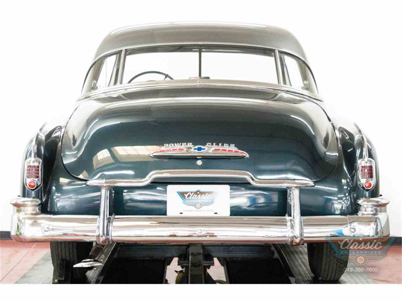 Large Picture of Classic 1951 Chevrolet Bel Air located in Iowa - H8EY