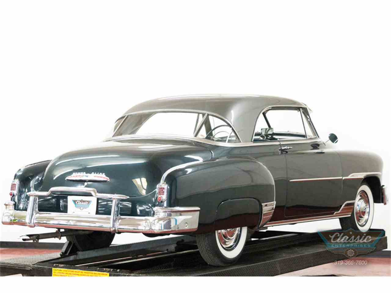 Large Picture of 1951 Chevrolet Bel Air - $22,950.00 Offered by Classic Enterprises - H8EY