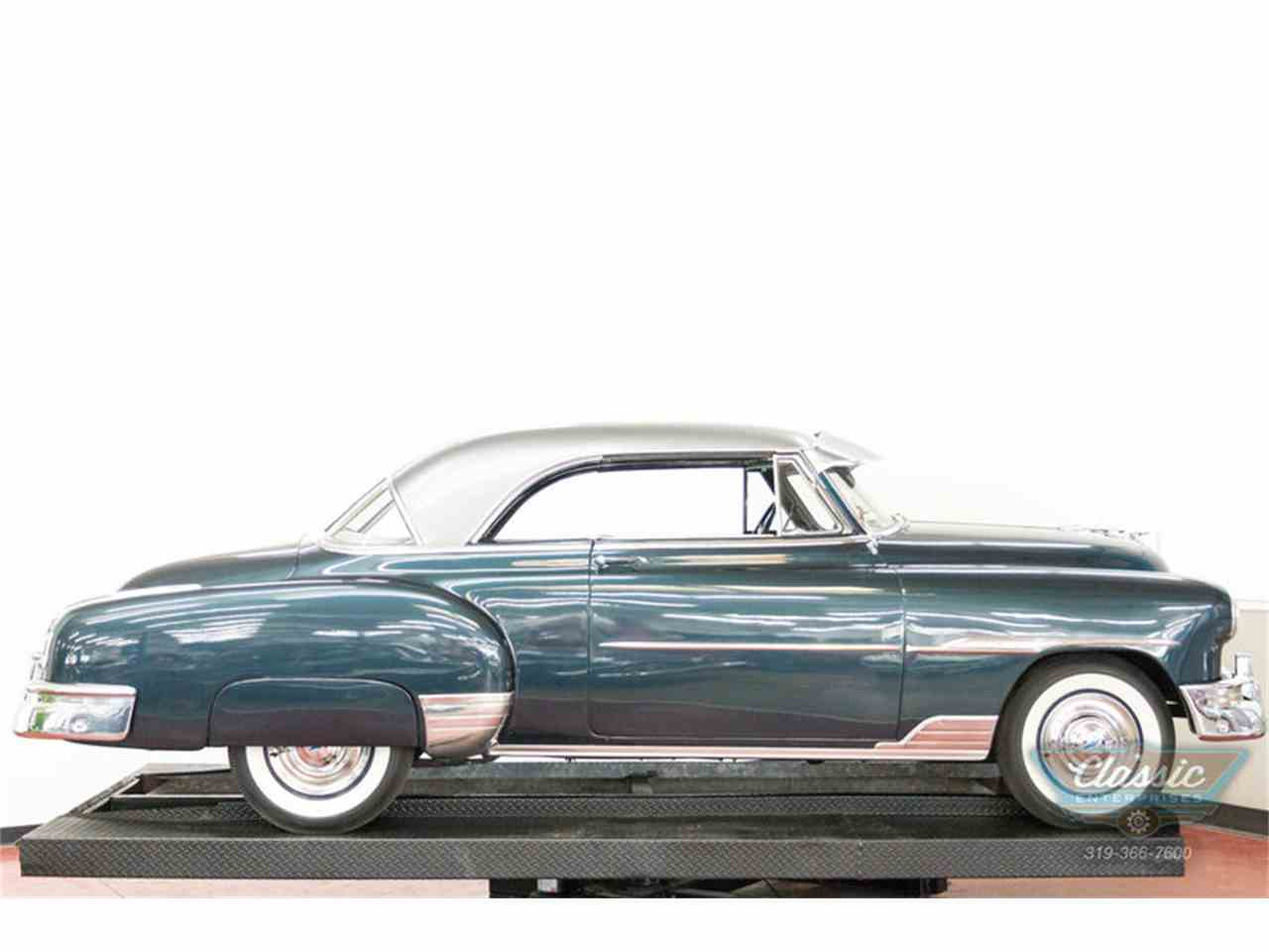 Large Picture of Classic 1951 Bel Air located in Iowa Offered by Classic Enterprises - H8EY