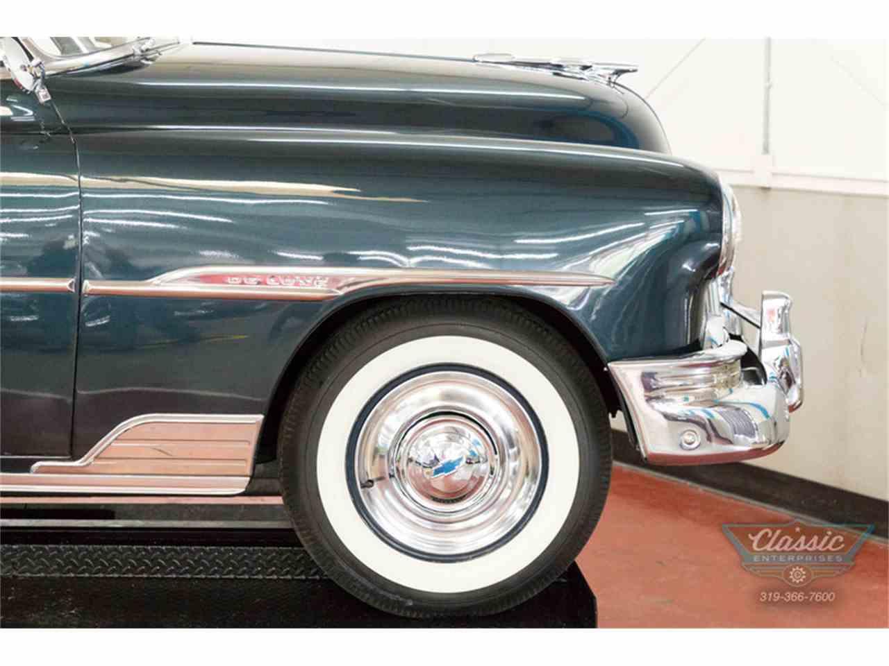 Large Picture of Classic 1951 Chevrolet Bel Air located in Cedar Rapids Iowa - H8EY