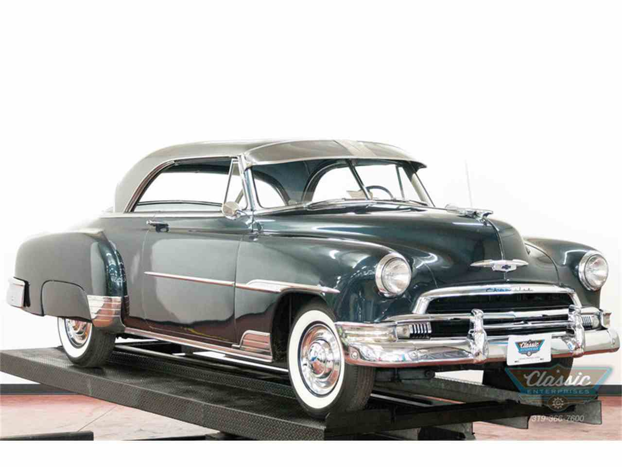 Large Picture of Classic 1951 Bel Air located in Cedar Rapids Iowa Offered by Classic Enterprises - H8EY
