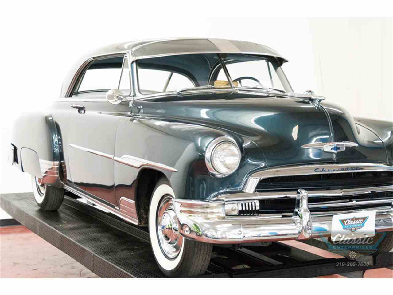 1951 chevrolet bel air for sale cc 804058. Black Bedroom Furniture Sets. Home Design Ideas