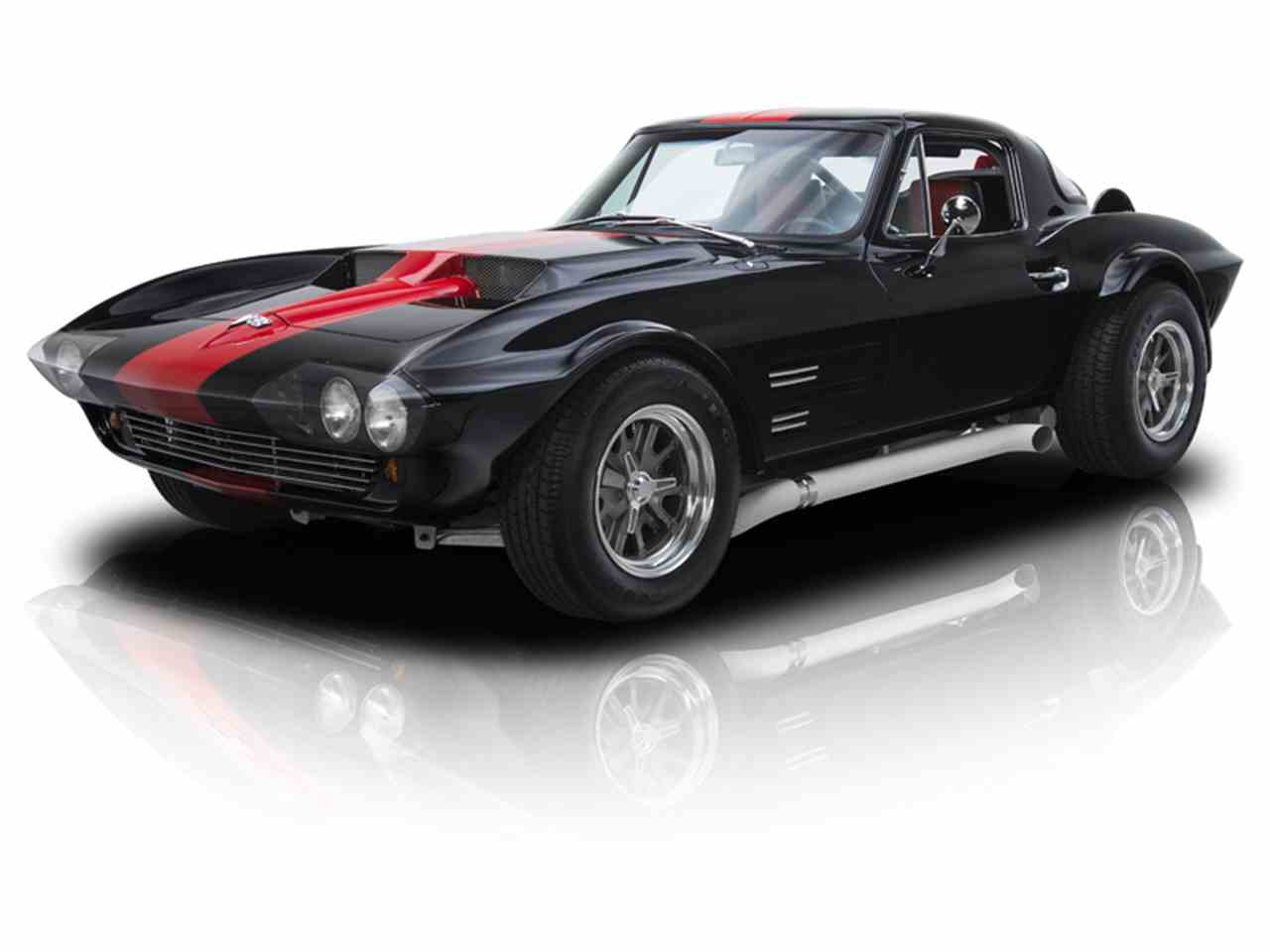 1966 chevrolet corvette stingray for sale cc 804059. Black Bedroom Furniture Sets. Home Design Ideas