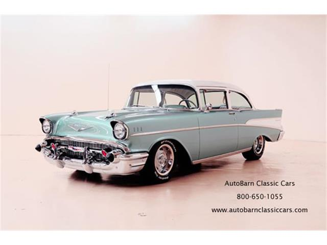 1957 Chevrolet Sedan | 804089