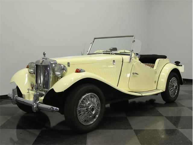 1952 MG TD | 804131