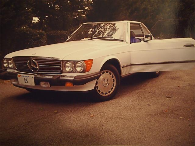 1987 Mercedes-Benz 560SL | 804528