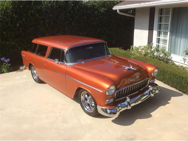 1955 Chevrolet Nomad | 804530