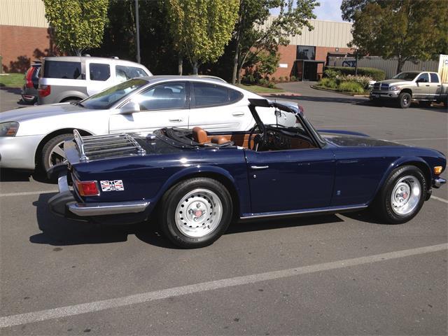 1976 Triumph TR6 | 804534