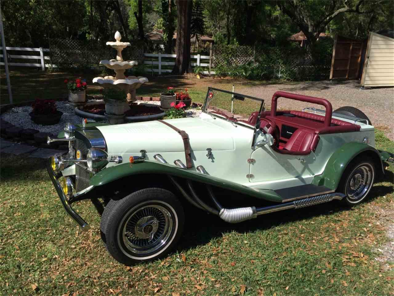 1929 mercedes benz gazelle replica for sale classiccars for Mercedes benz for sale florida