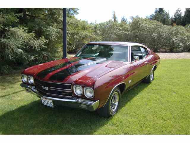 1970 Chevrolet Chevelle SS | 804538